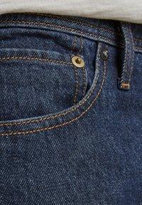 Jack & Jones - MIKE ORIGINAL AM - Straight leg jeans - blue denim - 4