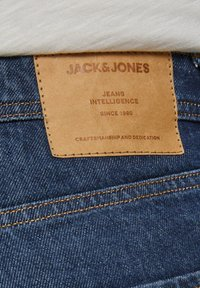Jack & Jones - MIKE ORIGINAL AM - Straight leg jeans - blue denim - 5