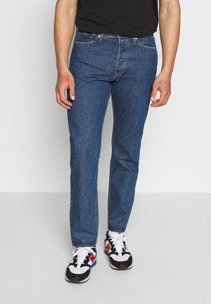 JJICHRIS JJORIGINAL - Relaxed fit jeans - blue denim