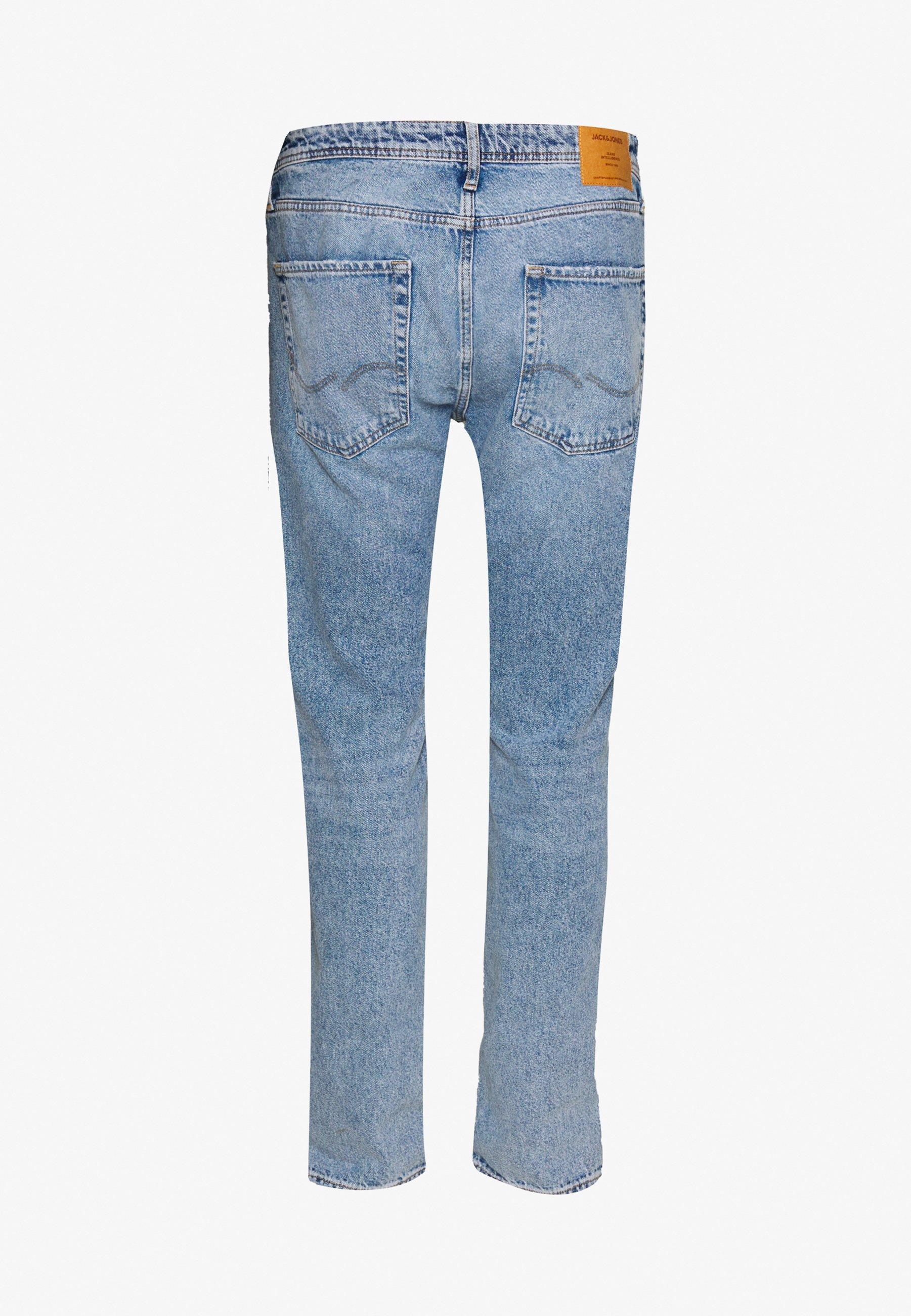 Jack & Jones Jjimike Jjoriginal - Jeans Slim Fit Blue Denim
