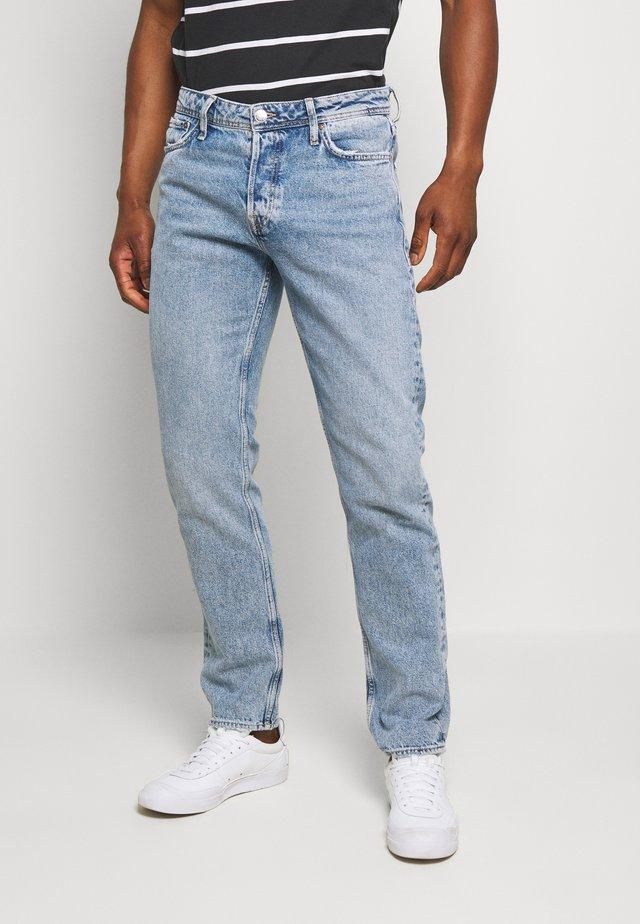 JJIMIKE JJORIGINAL - Jeans slim fit - blue denim