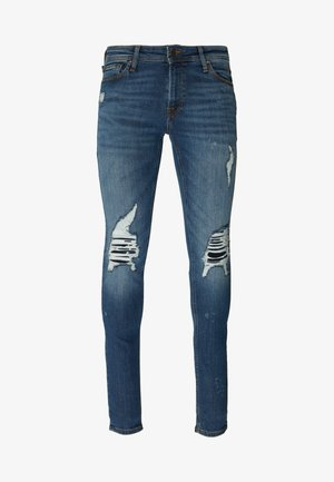 JJITOM JJORIGINAL - Jeans Slim Fit - blue denim