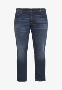 Jack & Jones - JJIGLENN JJORIGINAL SIK  - Slim fit jeans - blue denim - 4