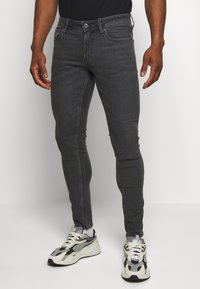 Jack & Jones - JJILIAM JJORIGINAL  - Jeans Skinny Fit - grey denim - 0