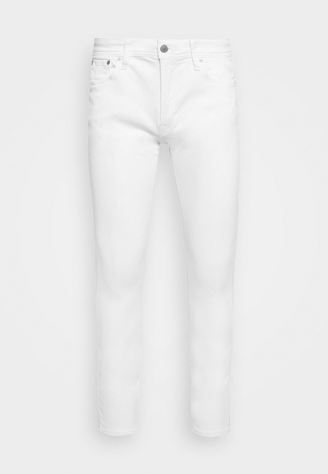 JJILIAM JJORIGINAL  - Slim fit jeans - white denim