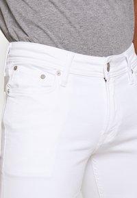Jack & Jones PREMIUM - JJILIAM JJORIGINAL  - Slim fit jeans - white denim - 3