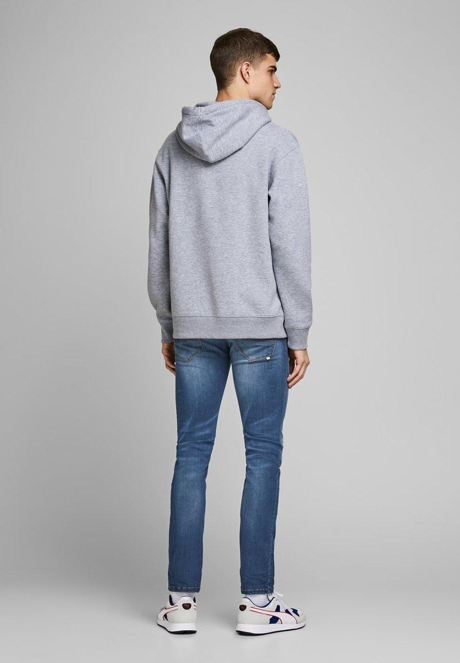Jack & Jones Slim Fit Jeans Glenn Fox Bl 955 - Blue Denim 04nYTWD