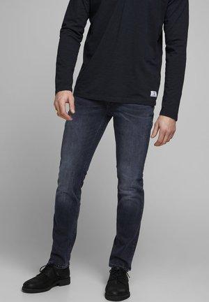 SLIM FIT JEANS GLENN ORIGINAL AGI 004 - Jeans slim fit - blue denim