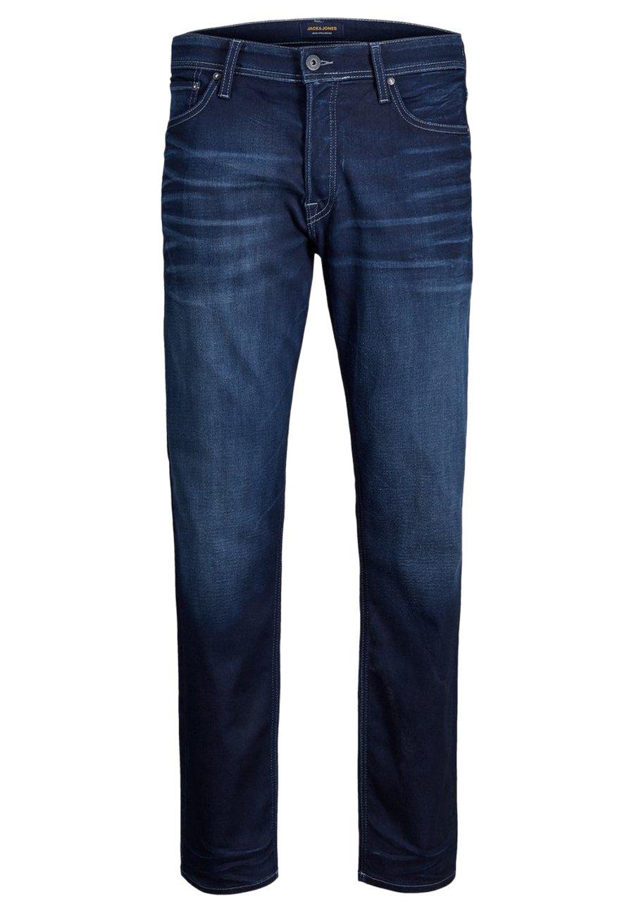 Jack & Jones Loose Fit Jeans Chris Original Jos 097 - Slim Blue Denim v2p1yqE