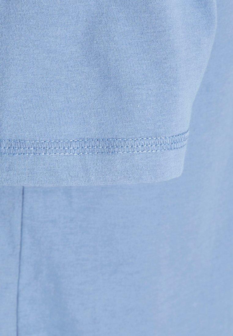 Jackamp; Basique Jones NeckT Blue shirt Jjprhugo Tee Crew Light dBoeCx