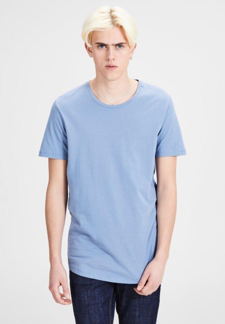 Jack & Jones - JJPRHUGO TEE CREW NECK  - T-shirt basique - light blue