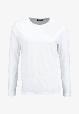 JJBASIC  - Maglietta a manica lunga - optical white