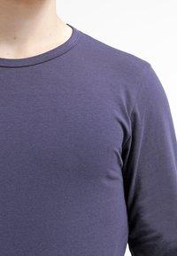 Jack & Jones - JJBASIC  - Bluzka z długim rękawem - navy blue - 3
