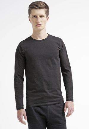 JJBASIC  - Camiseta de manga larga - black