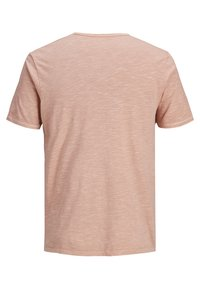 Jack & Jones - BENJAMIN  - T-shirt basic - cream coffee - 5