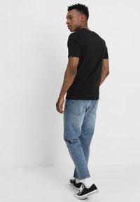 Jack & Jones - JJEPLAIN  - T-shirt - bas - black - 2