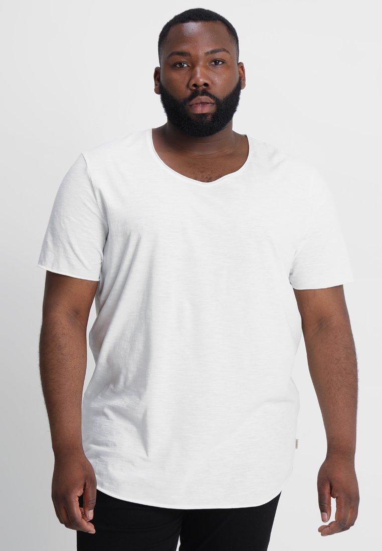 Jones Cloud Dancer Jackamp; shirt Basique JjebasT HD9IE2