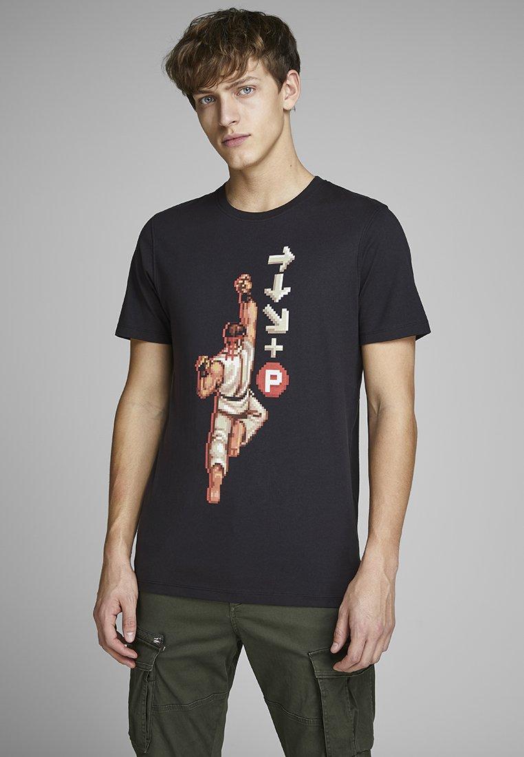 Jackamp; shirt shirt Jones Jackamp; T shirt Jones Jackamp; T ImpriméBlack ImpriméBlack T Jones IYfb6yv7g
