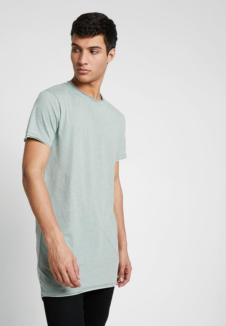 Jack & Jones - JORCUTT TEE CREW NECK - T-shirt basic - green bay