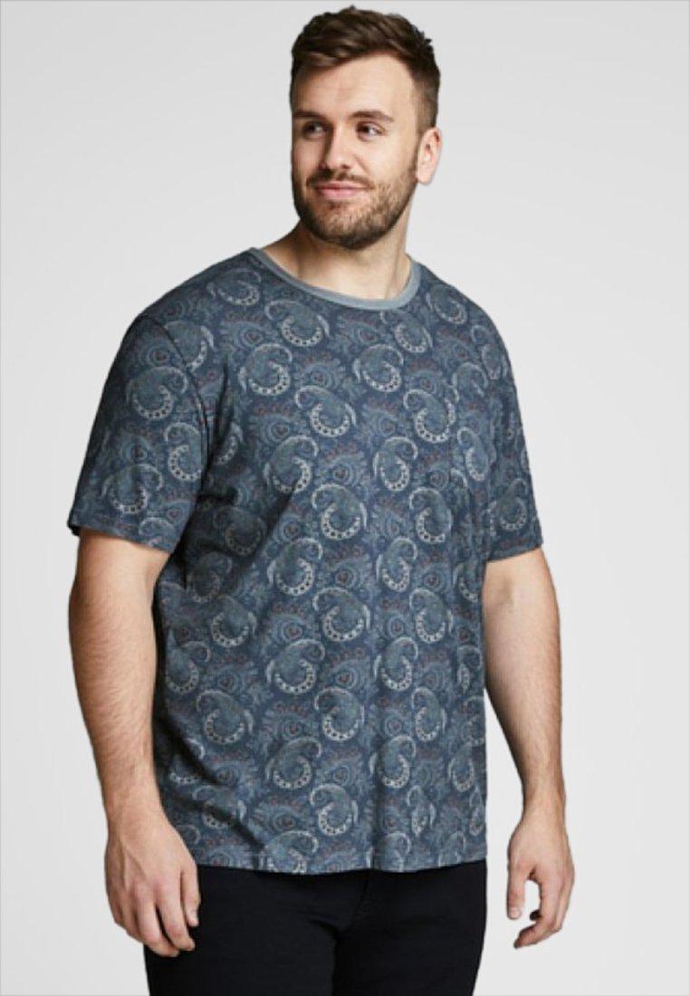 Jones ImpriméMood T shirt Jackamp; Indigo TOXiPuwkZl
