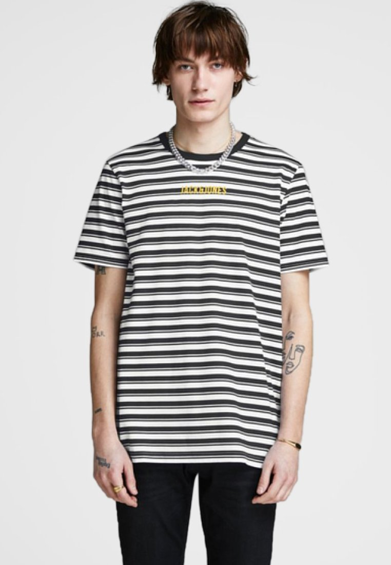 Jack & Jones - T-Shirt print - black
