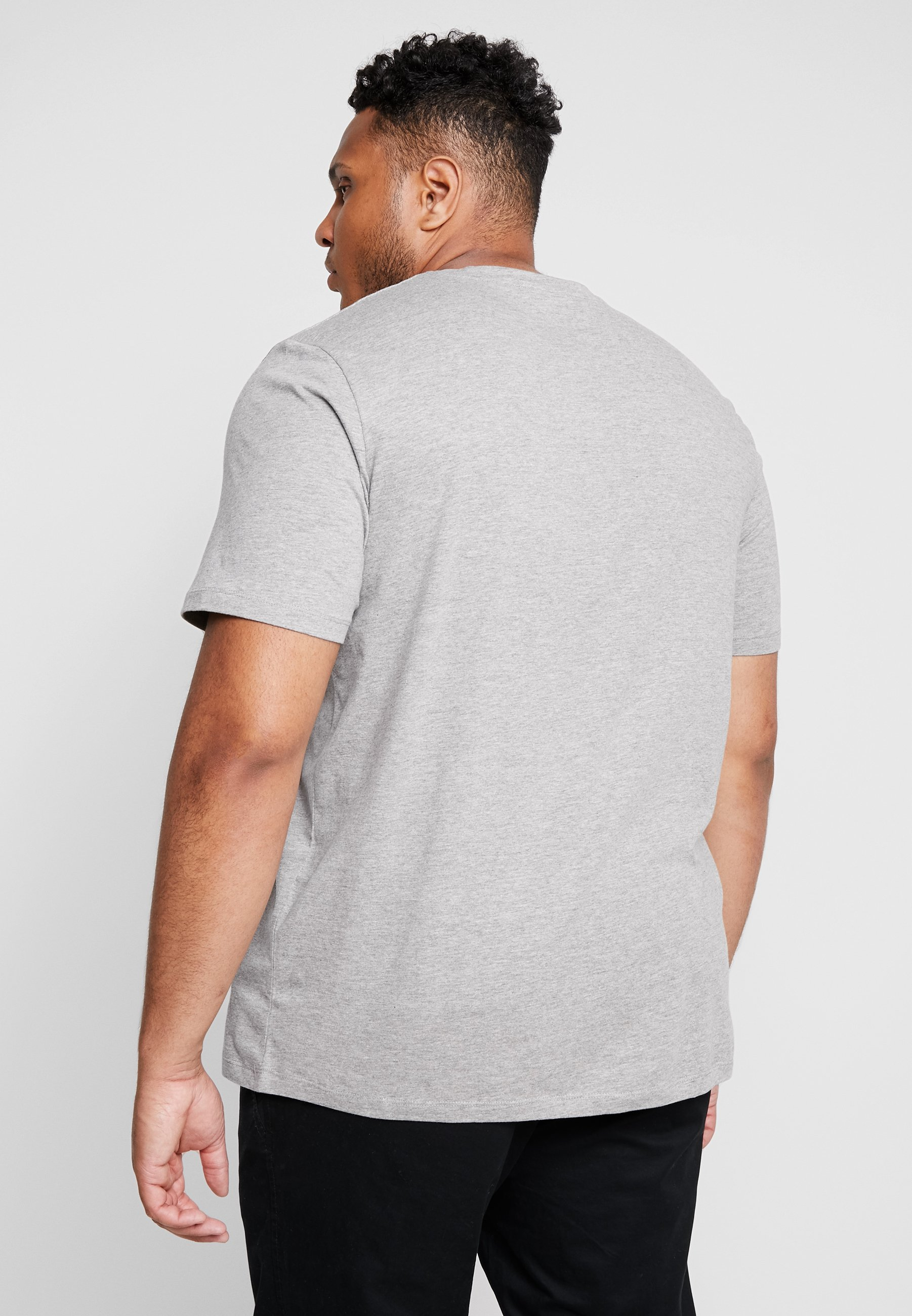 Jones T ImpriméLight Melange shirt Grey Jackamp; 0OmnNw8v
