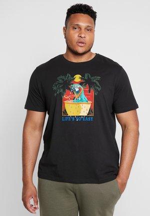 T-shirt z nadrukiem - tap shoe