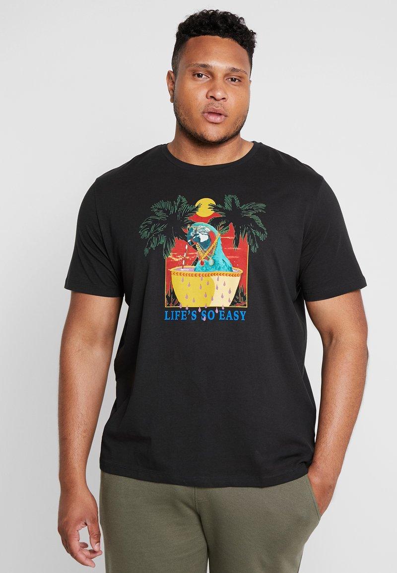 Jack & Jones - T-Shirt print - tap shoe