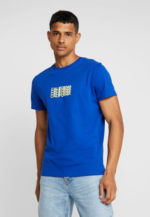 JORSPRINGS TEE CREW NECK - T-shirt imprimé - surf the web