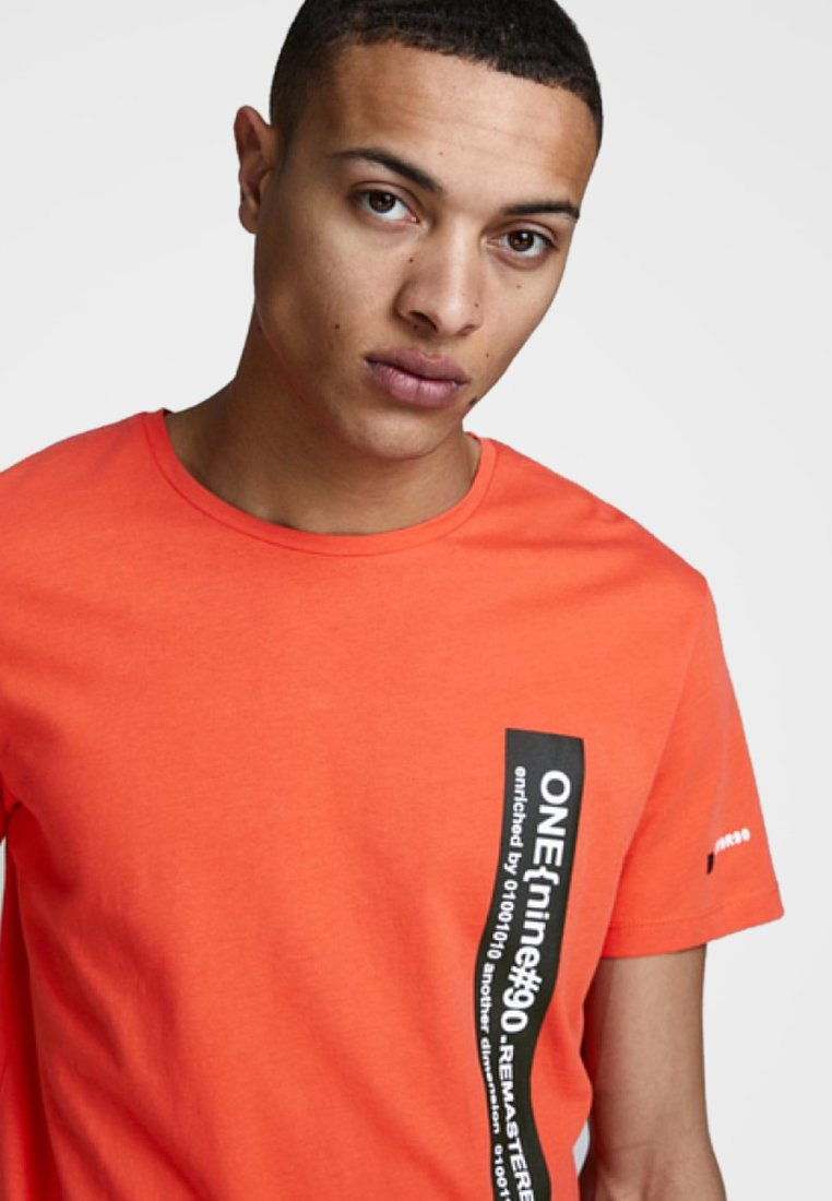 Jones Tomato Jackamp; ImpriméCherry T shirt JuT35KclF1