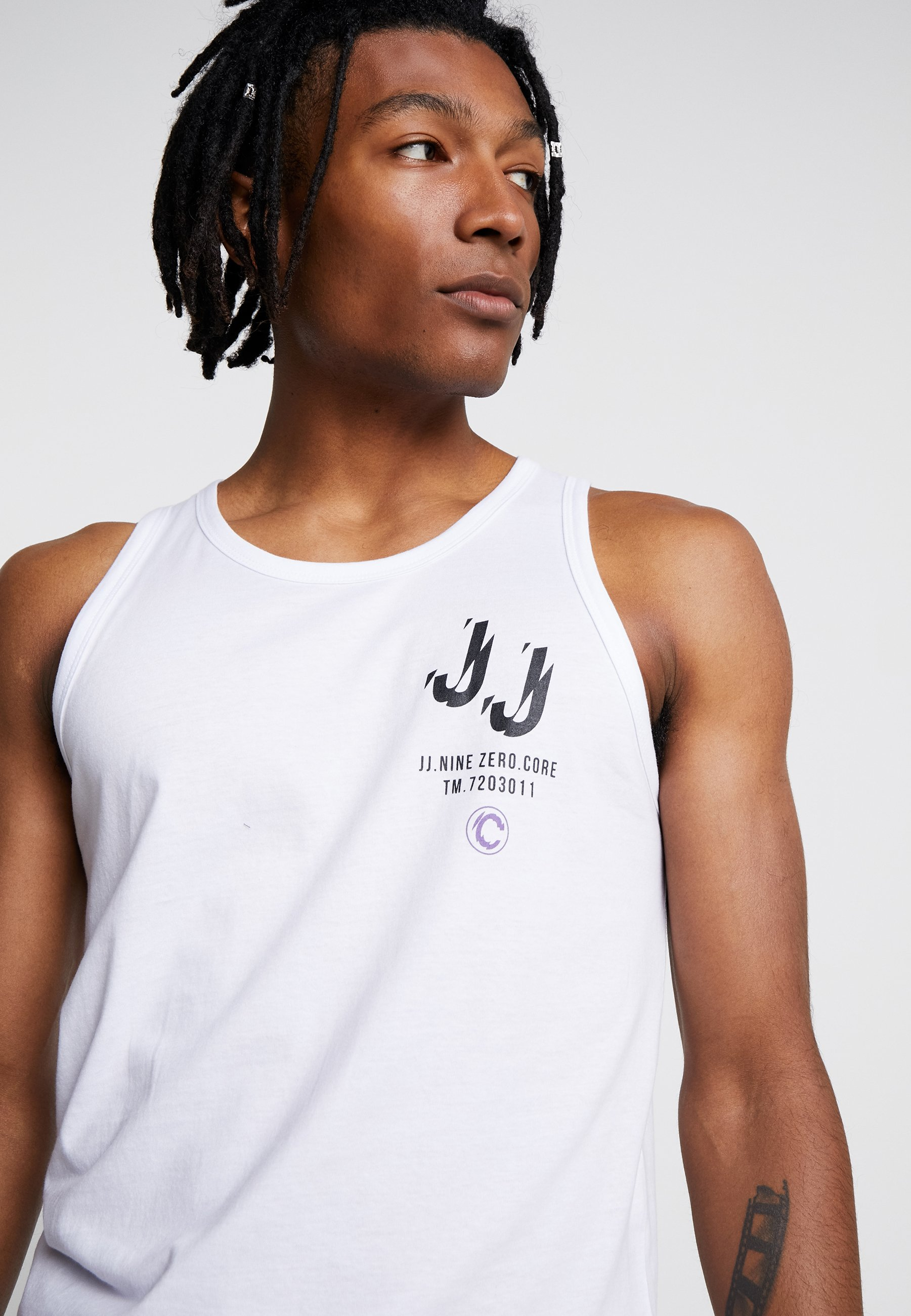 Jones Jones Jones Jackamp; JcoshadeTop Jackamp; White JcoshadeTop Jackamp; White XPkOiZu