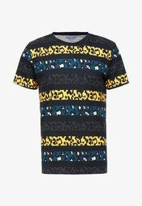 Jack & Jones - JORPETSHOP TEE CREW NECK - Print T-shirt - tap shoe - 3