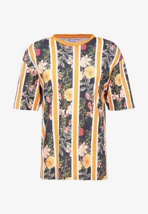 JORHAYAN TEE CREW NECK - T-Shirt print - sunflower