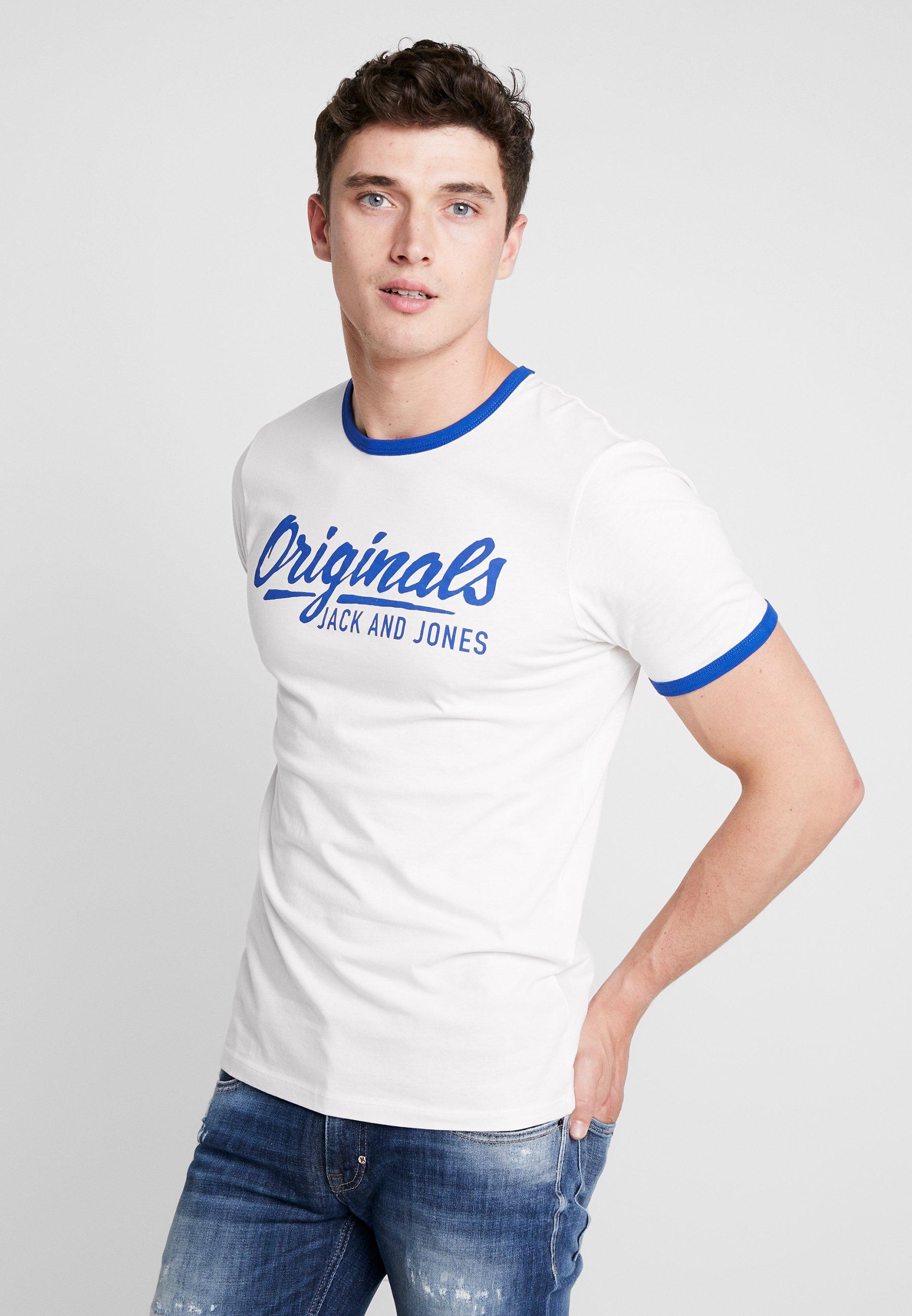 shirt Imprimé Dancer Jackamp; Jorlegend Cloud NeckT Jones Crew Tee 0Xw8PnkNO