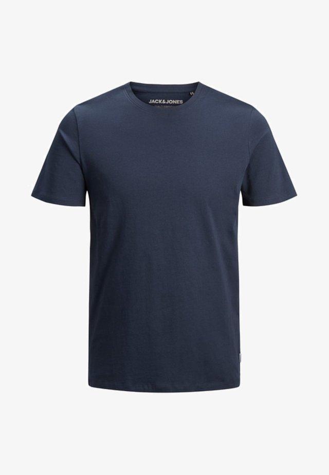 T-shirt basic - dark-blue