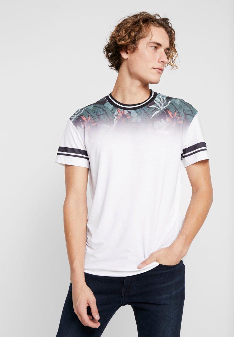 Jack & Jones - T-shirts print - white