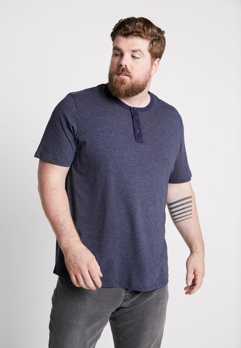 Jack & Jones - JCOSUNE - T-Shirt print - maritime blue