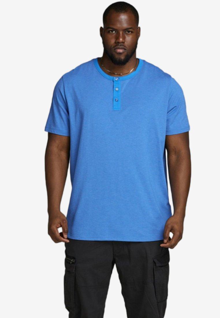 Jack & Jones - JCOSUNE - T-Shirt print - blue