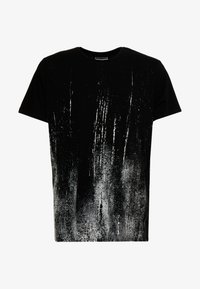 Jack & Jones - JCOVAL TEE CREW NECK   - Print T-shirt - tap shoe - 4
