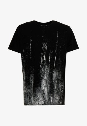 JCOVAL TEE CREW NECK   - T-shirts med print - tap shoe