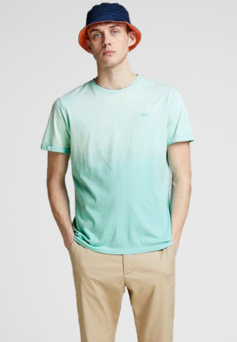 Jack & Jones - T-Shirt basic - aqua sky