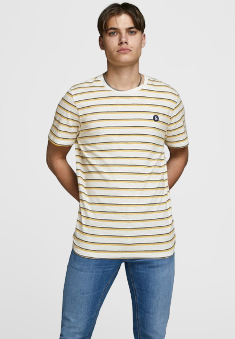 Jackamp; shirt ImpriméOff T Jones white KJ1cFTl