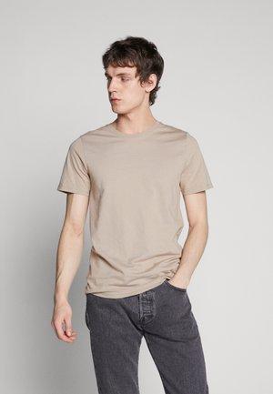 JJEORGANIC BASIC TEE - T-shirt - bas - crockery