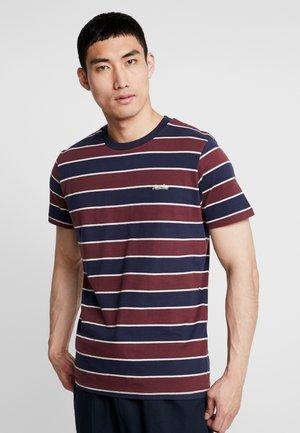 JORSTEEN  - Print T-shirt - navy blazer