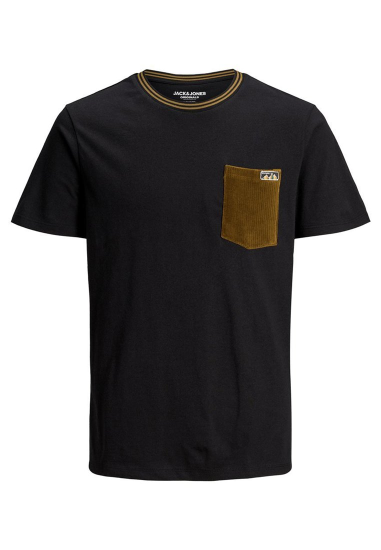 Jack & Jones JORTOD - T-shirt z nadrukiem - tap shoe