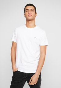 Jack & Jones - JORBASIC TEE CREW NECK 3-PACK  - Jednoduché triko - white packed with tem - 2