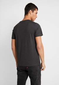 Jack & Jones - JORBASIC TEE CREW NECK 3-PACK  - Jednoduché triko - white packed with tem - 3