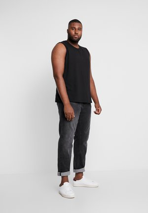 JORBASIC TANK 3PACK  - Top - black