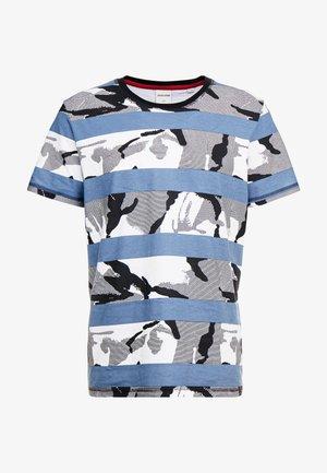 JCOMIGO TEE  - T-Shirt print - china blue