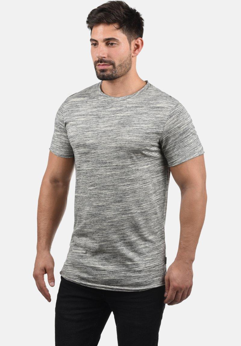 Jack & Jones - ELIA - Print T-shirt - light grey